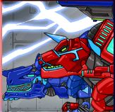 Toy War Super Robot Dinosaurs Game