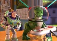 Buzz and Rex Puzzle Game