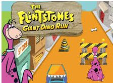 Giant Dino Rush Game