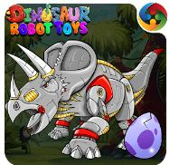 Robot Dinosaurs Toys Puzzle Game