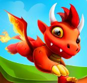Red Ninja Dragon Mouse Game