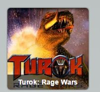Turok: Rage Wars Game