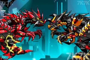 Battle Robot T Rex Age Game