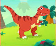 Ernies Dinosaur Daycare Game