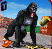 Ultimate Gorilla Rampage 3D Game