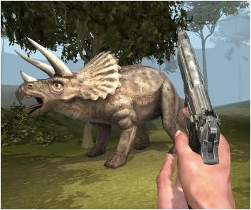 Jurassic Dinosaur Hunter 3D Game