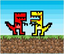 Day of the Undead Dino Game