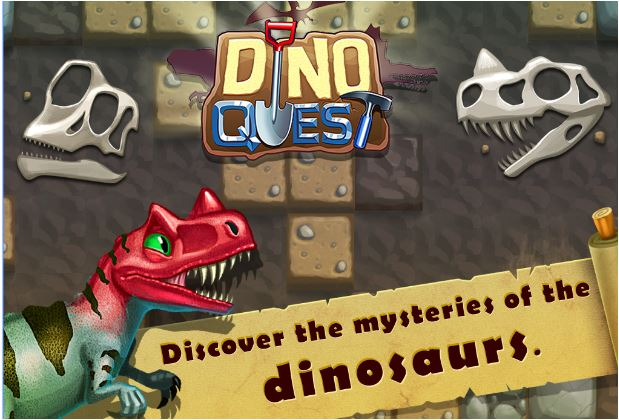 Dino Quest Dinosaur Discovery and Dig Game Game