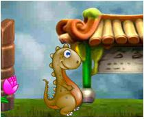 Nutty Dino Adventure Game