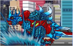 Dino Robot Deluxe Game