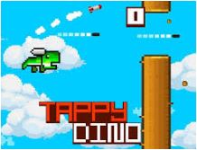Tappy Dino Game