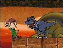 Dinosaurs and Treasure Game
