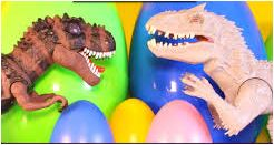 Dinosaur Egg Research Game