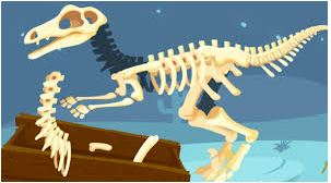 Find Dinosaur Bones Game
