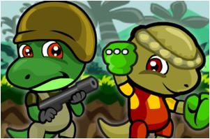 Dino Squad Adventure Game