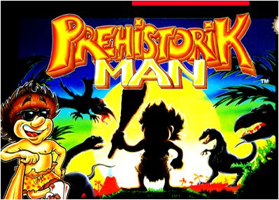 Prehistorik Man Game