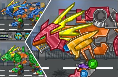 Assemble Super Mechanical Beast Game