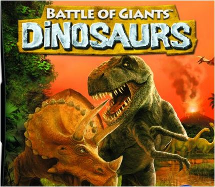 Battle Of Giants Dinosaurs Game