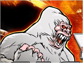 Yeti Sasquatch Annihilation Game