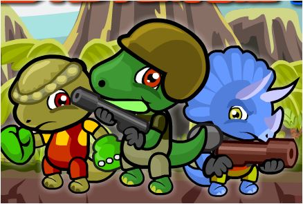 Dino Squad Adventure 2 Game