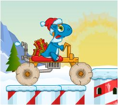 Gizmo Christmas Rush Game