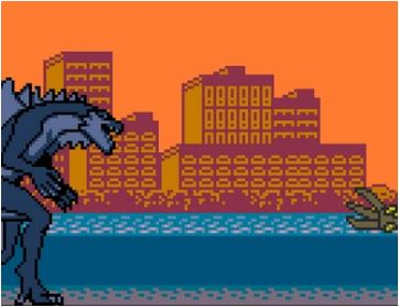 Godzilla The Series Monster Wars Game