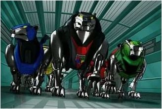 Voltron Force: Ultimate Victory Game