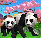 Panda Simulator 3D Animal Game Game