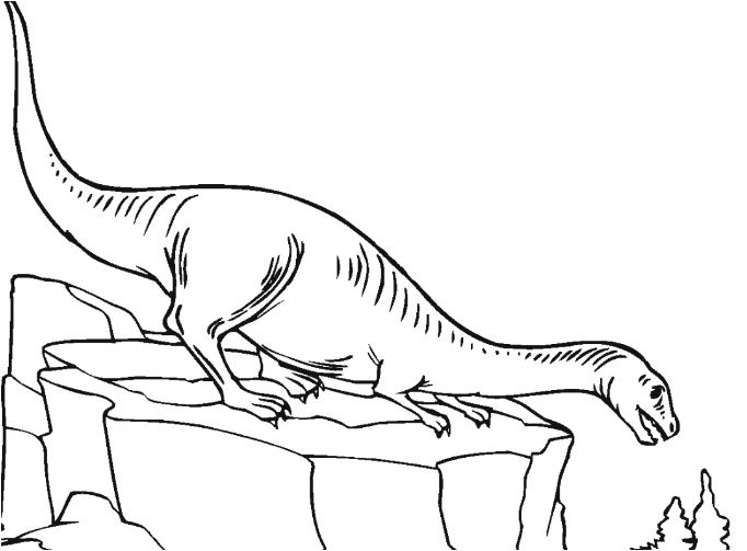 Plateosaurus 3 Coloring Page Game
