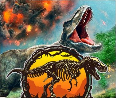 Dinosaurs World Hidden Eggs Game