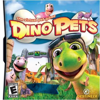 Dino Pets Game