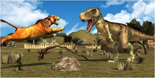 Smilodon Furious Game