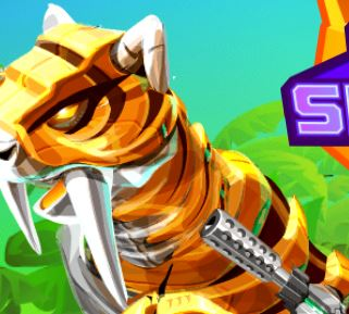 Cyber Smilodon Assembling Game