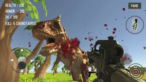 Dino Hunter 2019 Game