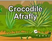 Crocodile Afrafly Game
