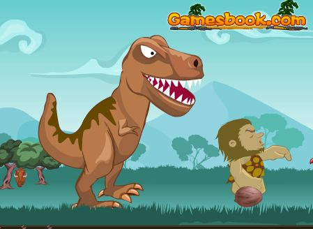 Caveman Evolution Game