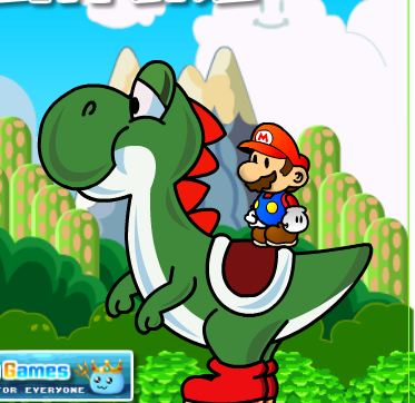 Mario And Yoshi Adventure 2 Game
