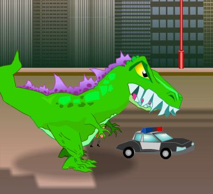 Massacre Dinosaur 2 Game