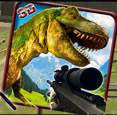 Dino Sniper Shooter Game