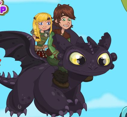 How To Train Your Dragon Swamp Accident Game