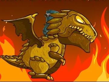 Ultimate Dragon Runner Game