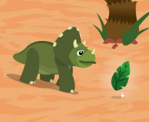 Dinosaur dash Game