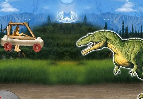 Prehistoric jumper Game