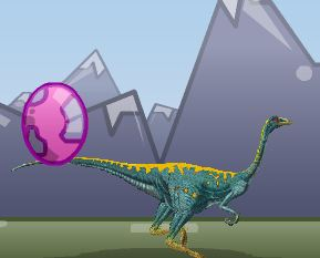 Dinosaur Eggs 2015 Game