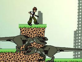 Ben10 Ultimate Force 3 Game