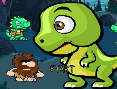 Dino New Adventure 3 Game