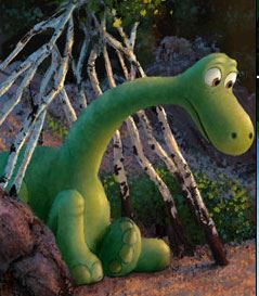 The Good Dinosaur Puzzle 2 Game
