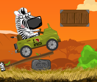 Safari Time Game