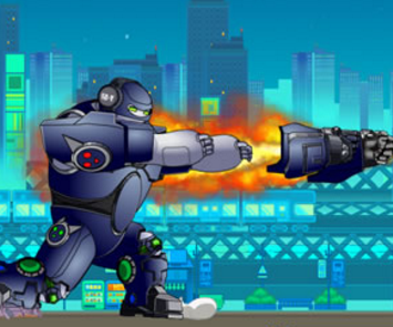 Robot Max Hero Game
