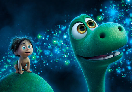The Good Dinosaur Puzzle 3 Game